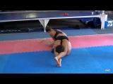 Eve the Gymnast vs Clay