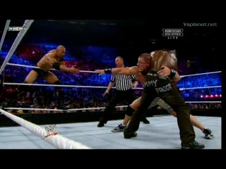 WWE Survivor Series 20.11.2011 - ��� � ���� ���� ������ ���� � �-����